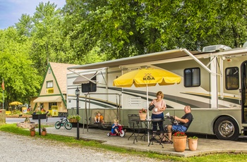 KOA Campground i USA
