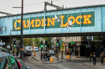 Camden Town i London