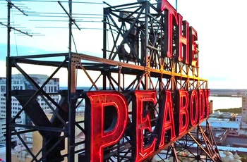 Peabody Hotel i Memphis - ©peabody hotels & resort