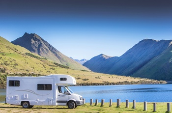 Mighty Big Six autocamper - New Zealand