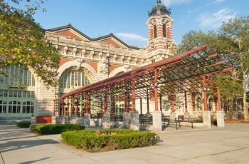 Ellis Island, New York i USA