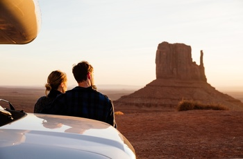 Monument Valley, Road Bear autocamper