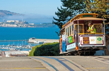 Cable Cars i San Francisco