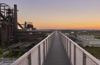 Skywalk Phoenix West © Ruhr Tourismus
