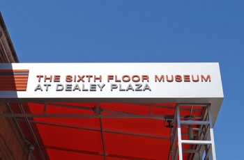 The 6th Floor Museum om JFK i Dallas - Texas
