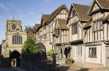 The Lord Leycester Hospital, Warwick