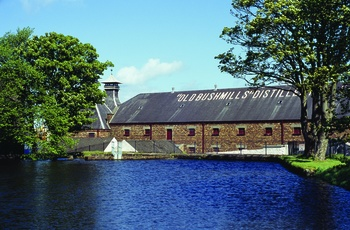 The Old Bushmill Distillery