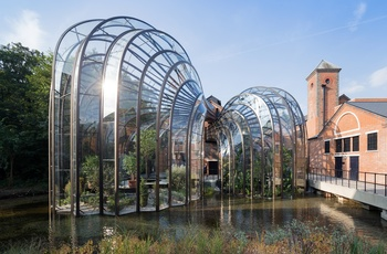 Bombay Saphire Distillery, Whitchurch