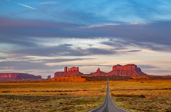Monument Valley i Arizona