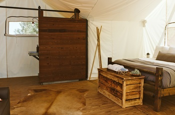 Glamping i Grand Canyon - Suite, USA