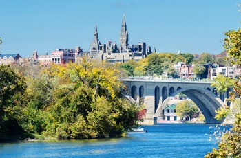USA Washington DC Georgetown