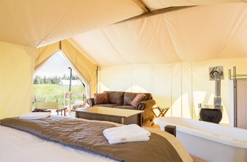 Glamping i West Yellowstone - Suite