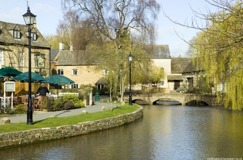 Bourton-on-the-Water, Cotswolds, UK