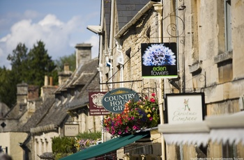 Burford , Cotswolds, UK