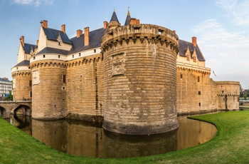 Castle of the Dukes i Nantes, Frankrig