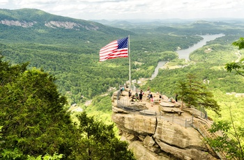 Chimney Rock Mountain State Park