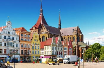 Rostock bymidte