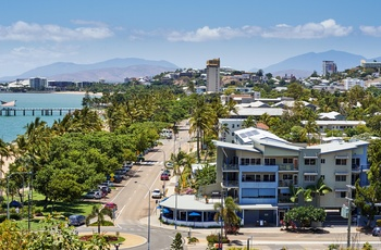 Townsville i Queensland