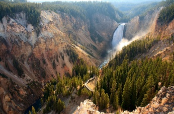 Yellowstone, Grand Canyon