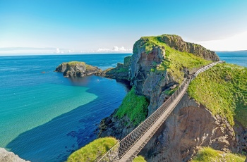 Carrick a Rede, Causeway Coastal Route, Irland
