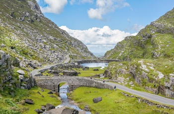 Gap of Dunloe i Vestirland