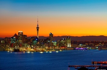 Sky Tower i Auckland
