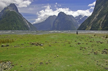 Fiordland i New Zealand