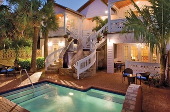 Port d'Hiver Bed and Breakfast i Florida