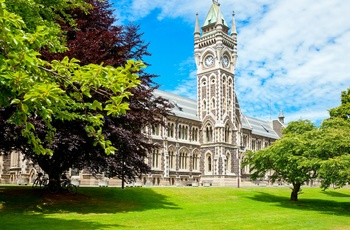 Otago-universitetet i Dunedin, New Zealand