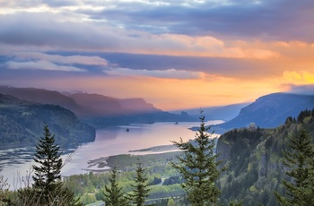 Columbia River Highway i Oregon