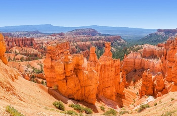 Bryce Canyon Nationalpark i USA