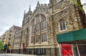 Abbyssinian Baptist Church i Harlem